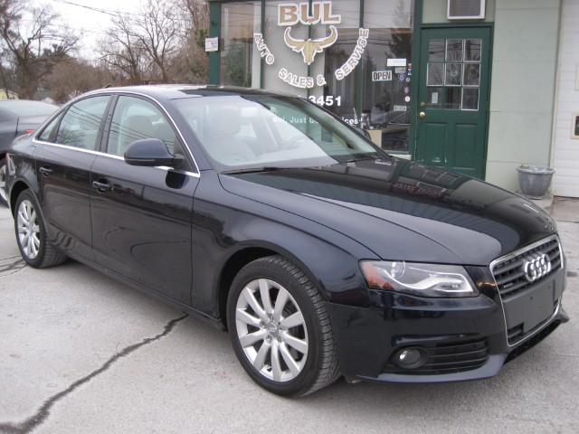 2009 audi a4 2 0t quattro awd loaded premium plus navigation led with hid xenons leather stock. Black Bedroom Furniture Sets. Home Design Ideas