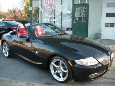 Used 2006 BMW Z4-Albany, NY