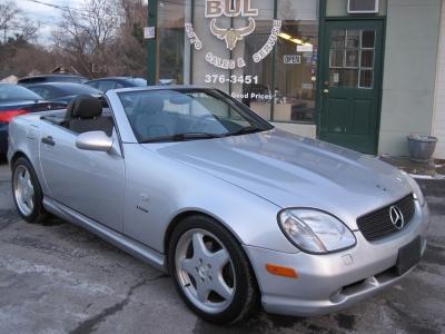 Used 1999 Mercedes-Benz SLK-Class-Albany, NY