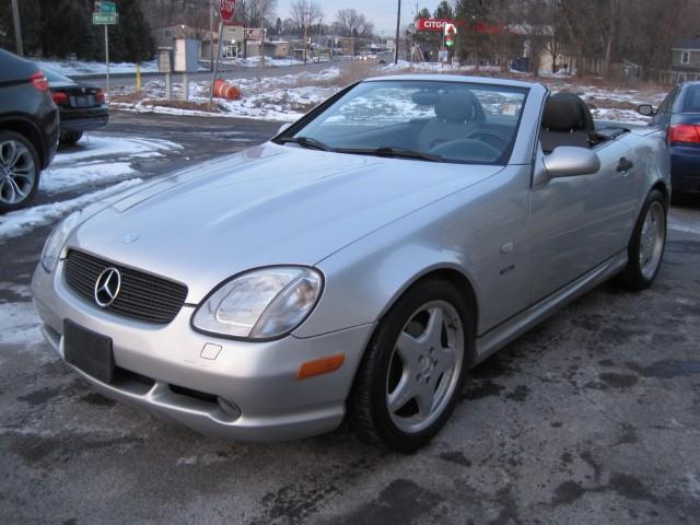 Used 1999 Mercedes-Benz SLK-Class SLK230 Sport RARE 5 SPEED MANUAL | Albany, NY