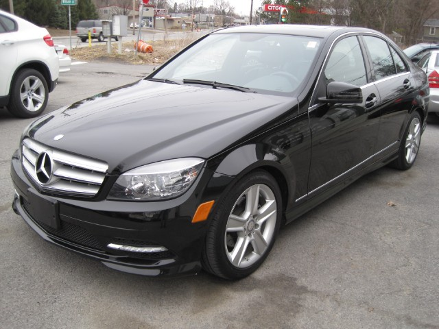 2011 mercedes benz c class c300 4matic sport awd one owner for Used mercedes benz c300 4matic for sale
