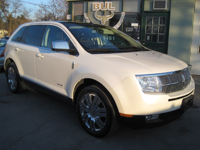 2008 Lincoln Mkx Awd 4wd Loaded Navigation 20in Chrome