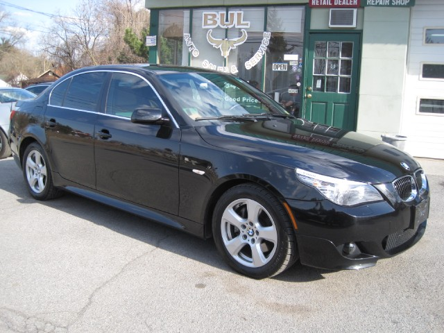 Used 2008 BMW 5 Series 535xi AWD,PREMIUM+COLD WEATHER,NAVIGATION,M-SPORT BUMPERS | Albany, NY