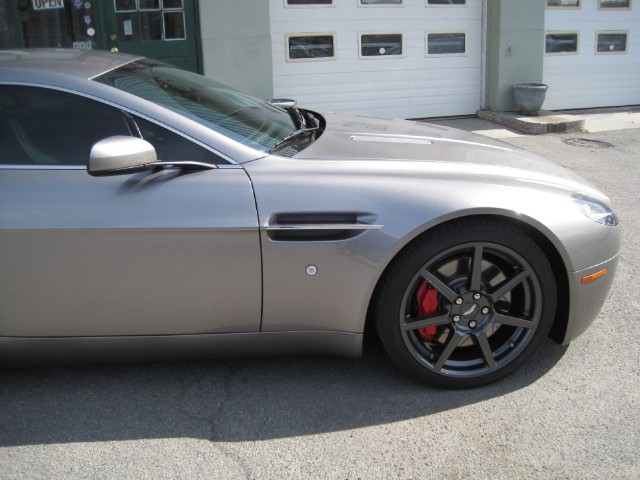 Used 2007 Aston Martin V8 Vantage COUPE,RARE 6 SPEED,LOADED WITH OPTIONS,NAVIGATION,HID XENONS,PREMIUM SOUND, | Albany, NY