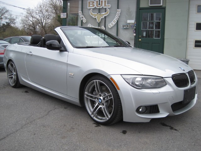 bmw 335is convertible 2011
