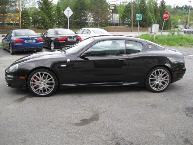 Used 2006 Maserati GranSport LE COUPE,LIMITED EDITION,NERO CARBONIO OVER BLACK | Albany, NY