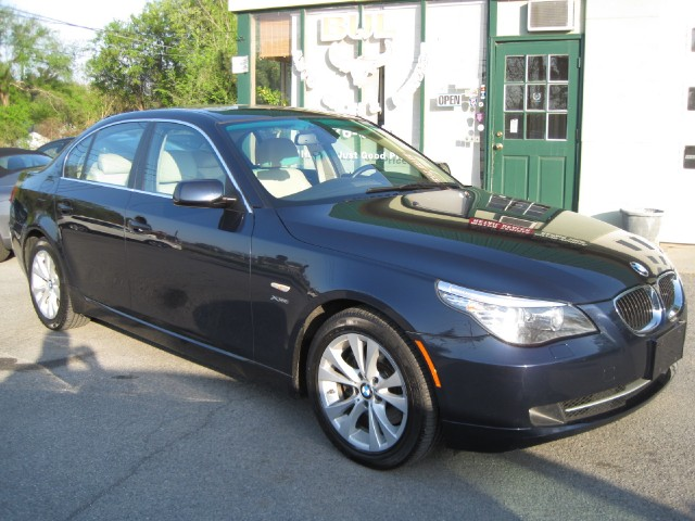 2009 bmw 5 series 535xi 535i xdrive awd 1 owner premium. Black Bedroom Furniture Sets. Home Design Ideas