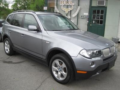 Used 2008 BMW X3-Albany, NY