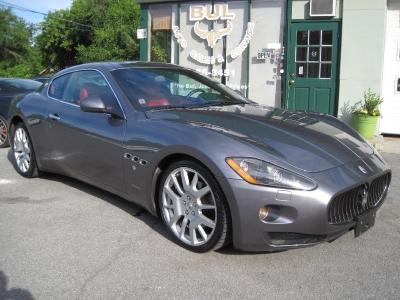 Used 2008 Maserati GranTurismo-Albany, NY