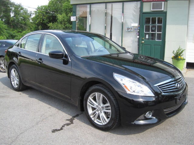 2011 infiniti g25 sedan x all wheel drive super clean low. Black Bedroom Furniture Sets. Home Design Ideas