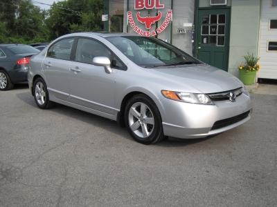 Used 2008 Honda Civic-Albany, NY