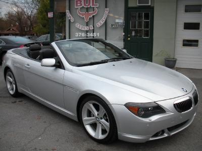 Used 2005 BMW 6 Series-Albany, NY