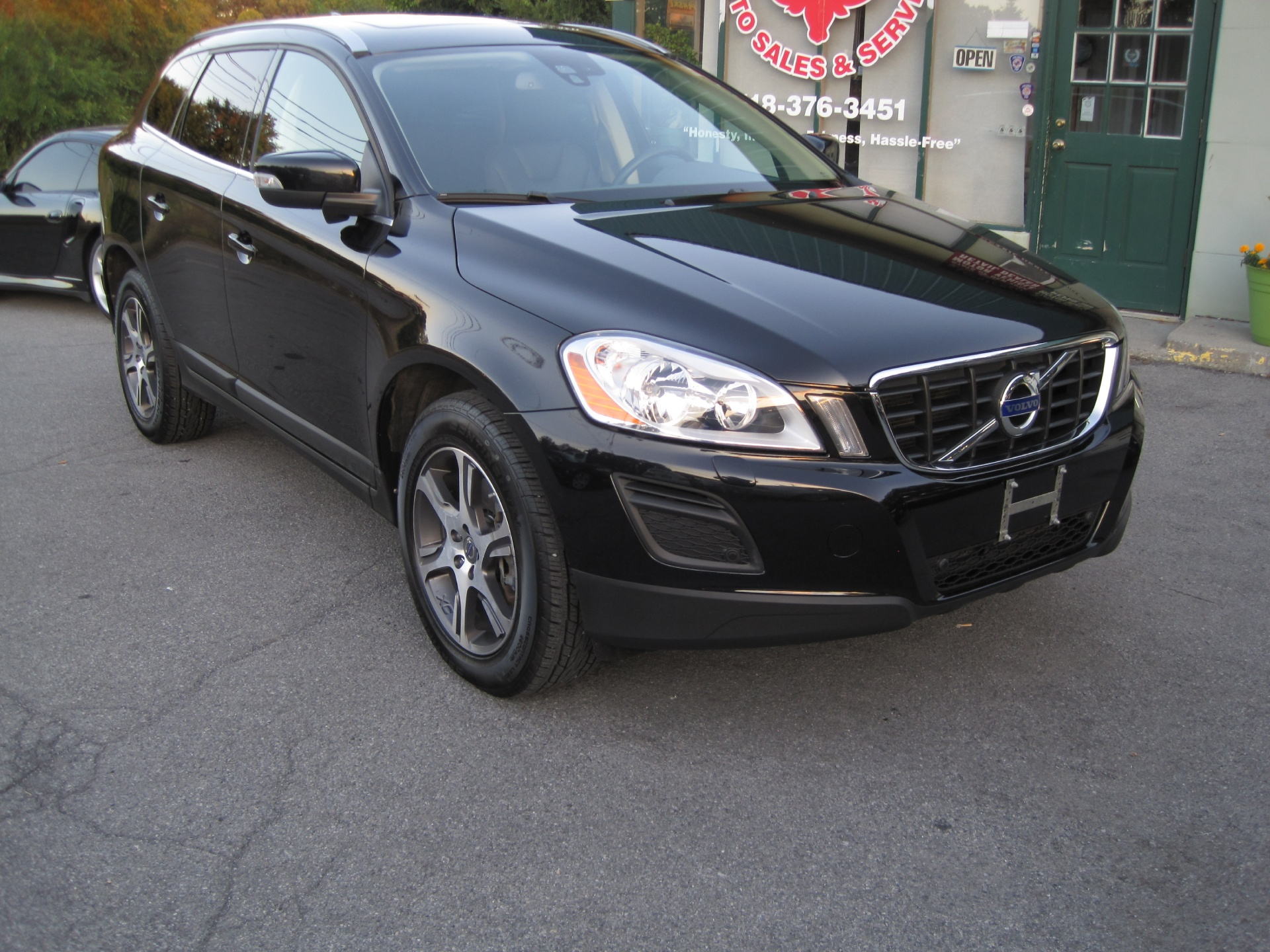 2011 Volvo Xc60 T6 Awd 1 Owner Loaded Technology