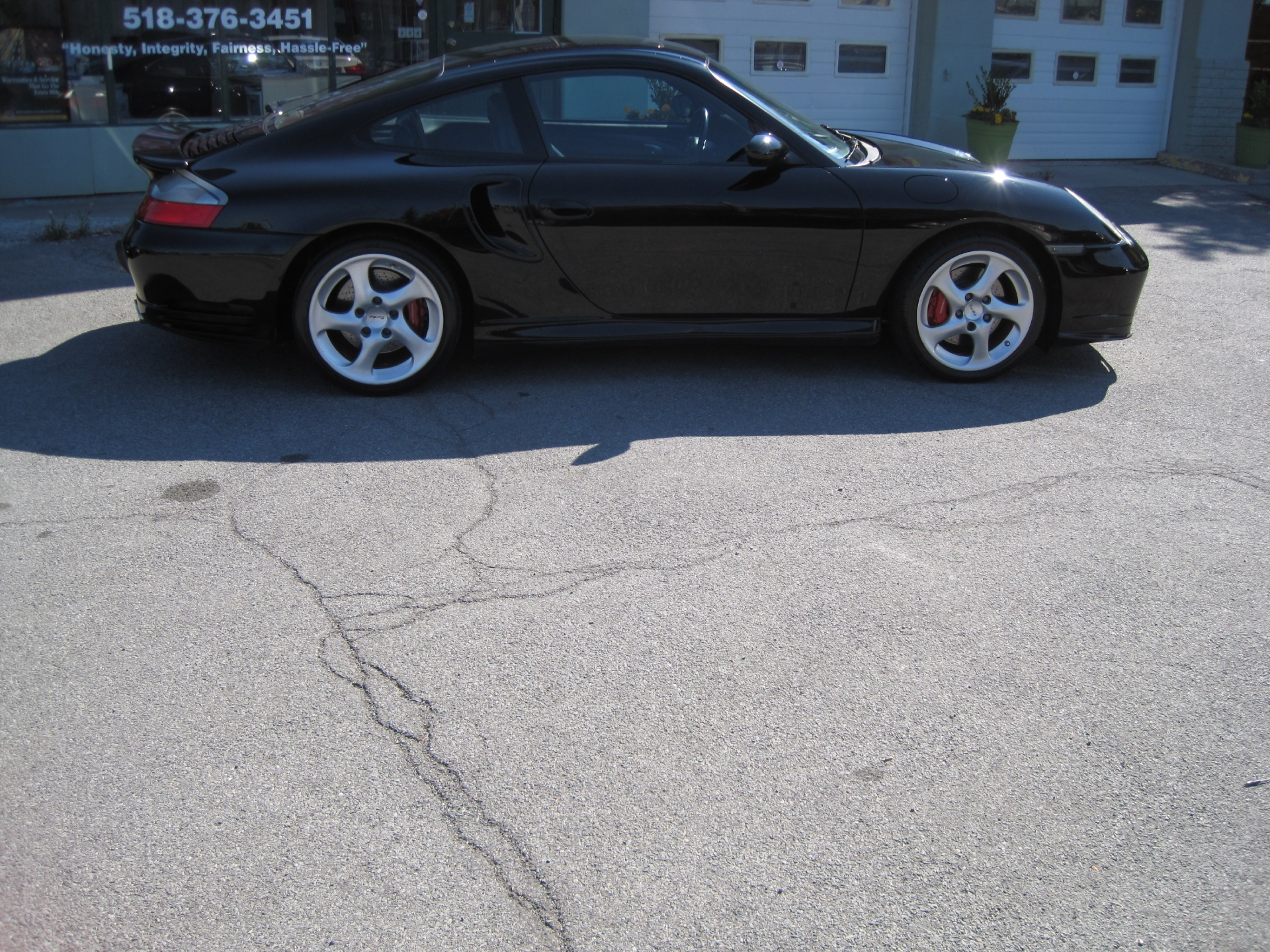 Used 2002 Porsche 911 Turbo COUPE,JUST TOOK IN ON TRADE,NEW GT2 CLUTCH,NEW TURBOS | Albany, NY