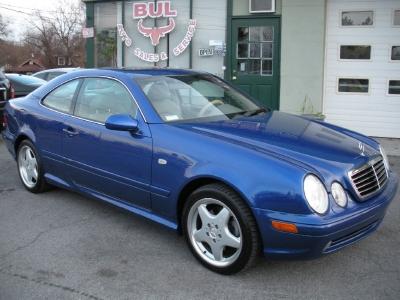 Used 1999 Mercedes-Benz CLK-Class-Albany, NY