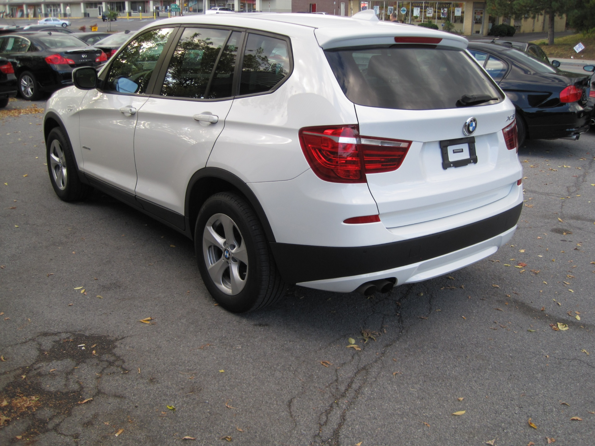 2011 bmw x3 xdrive28i loaded navigation premium technology. Black Bedroom Furniture Sets. Home Design Ideas