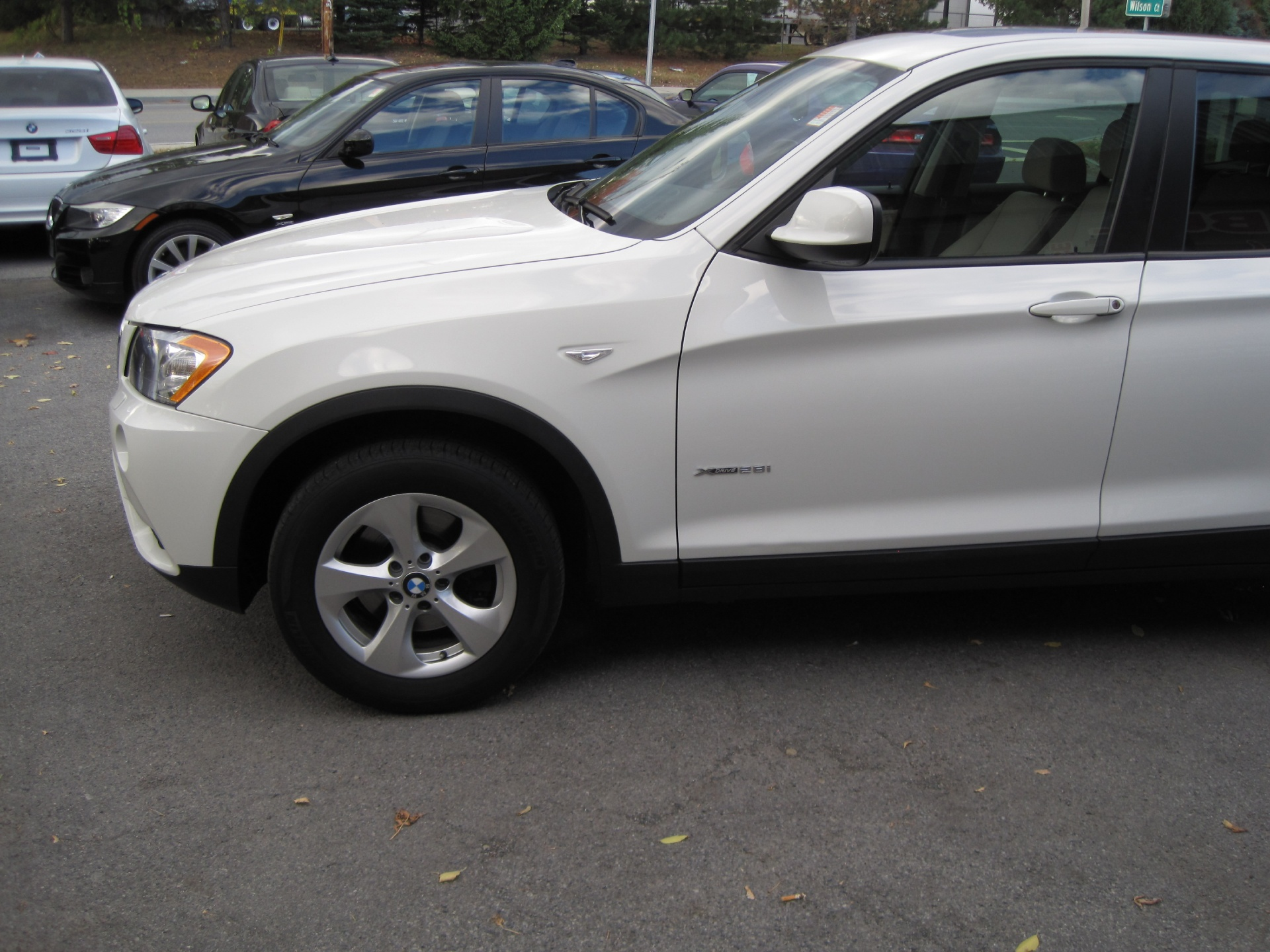 2011 Bmw X3 Xdrive28i Loaded Navigation Premium Technology