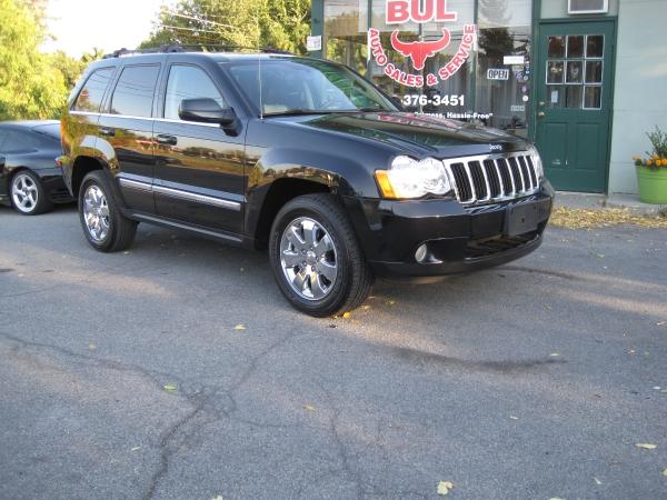 Used 2008 Jeep Grand Cherokee-Albany, NY