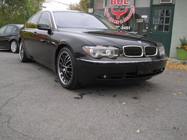 Used 2002 BMW 7 Series-Albany, NY