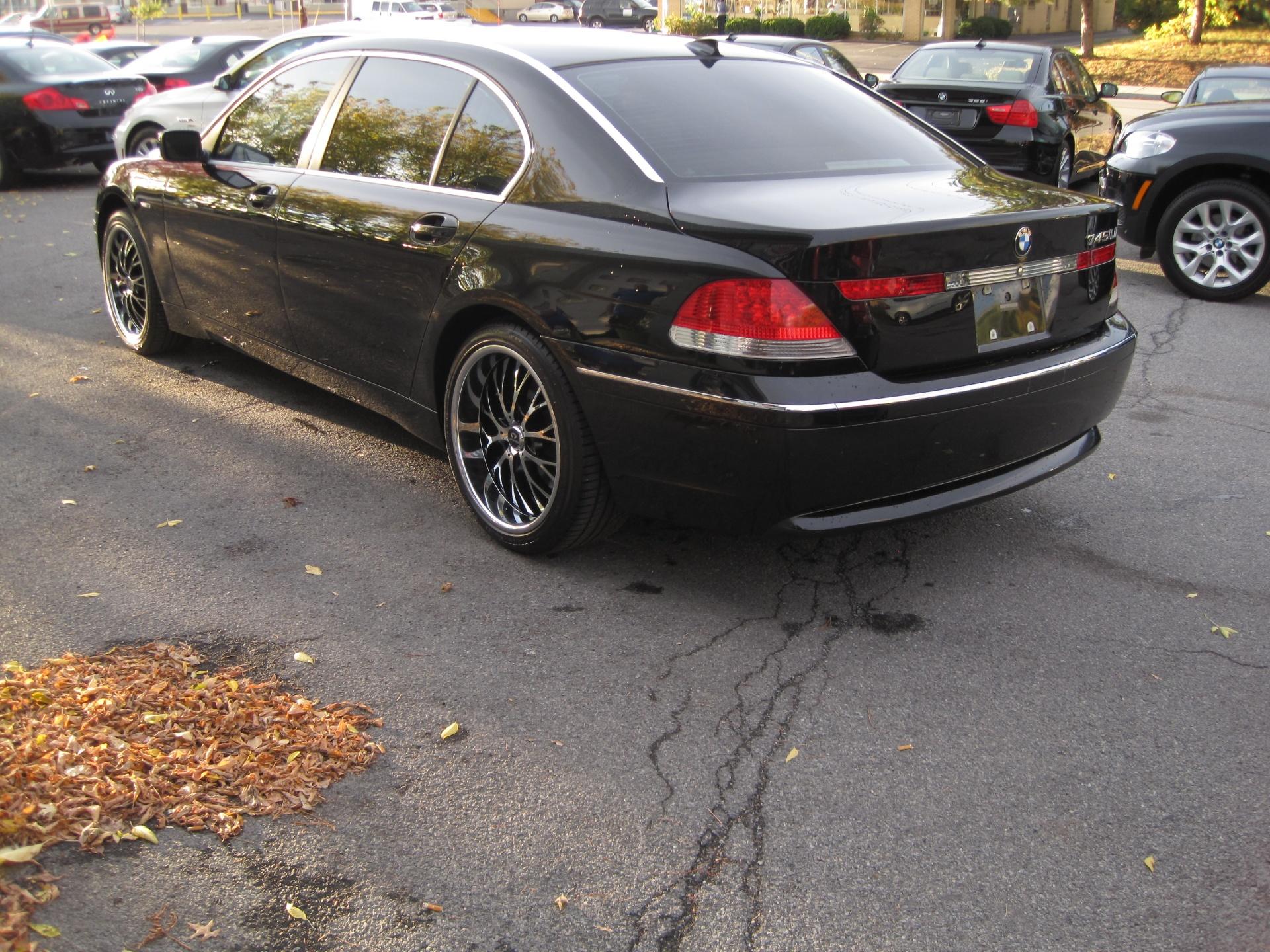 Used 2002 BMW 7 Series 745Li | Albany, NY