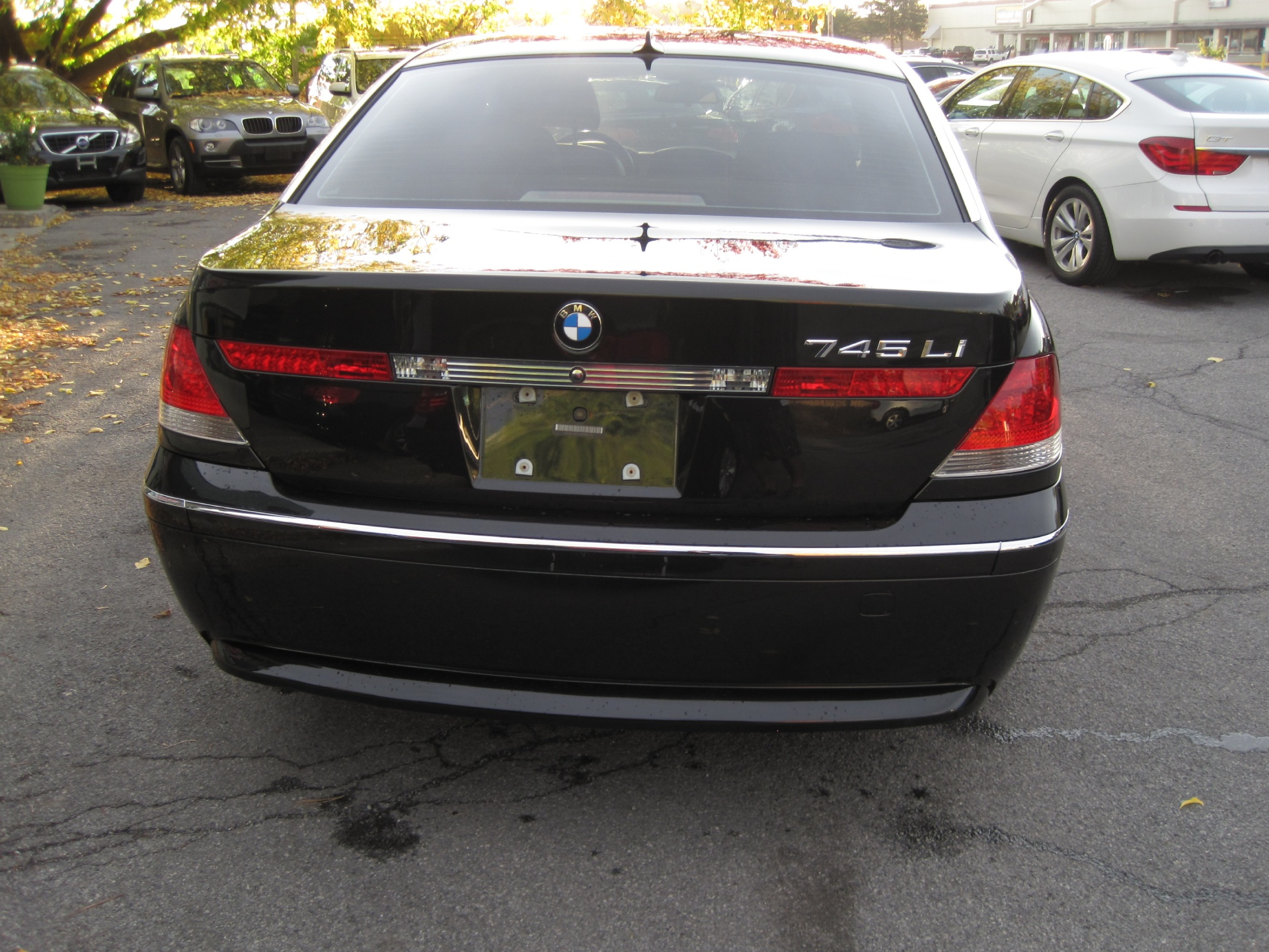 2002 bmw 7 series 745li stock 14178 for sale near albany ny ny bmw dealer for sale in. Black Bedroom Furniture Sets. Home Design Ideas