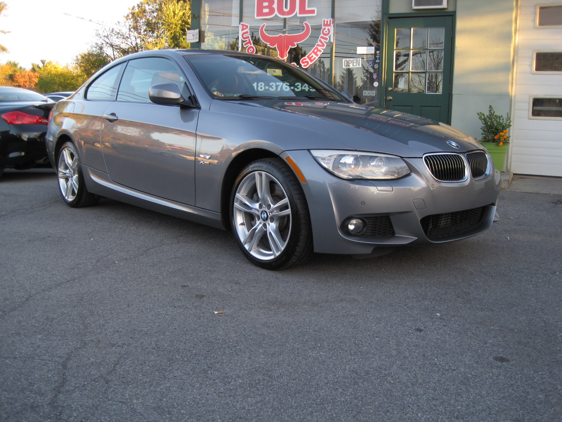 2013 bmw 3 series 335i xdrive coupe awd loaded m sport. Black Bedroom Furniture Sets. Home Design Ideas
