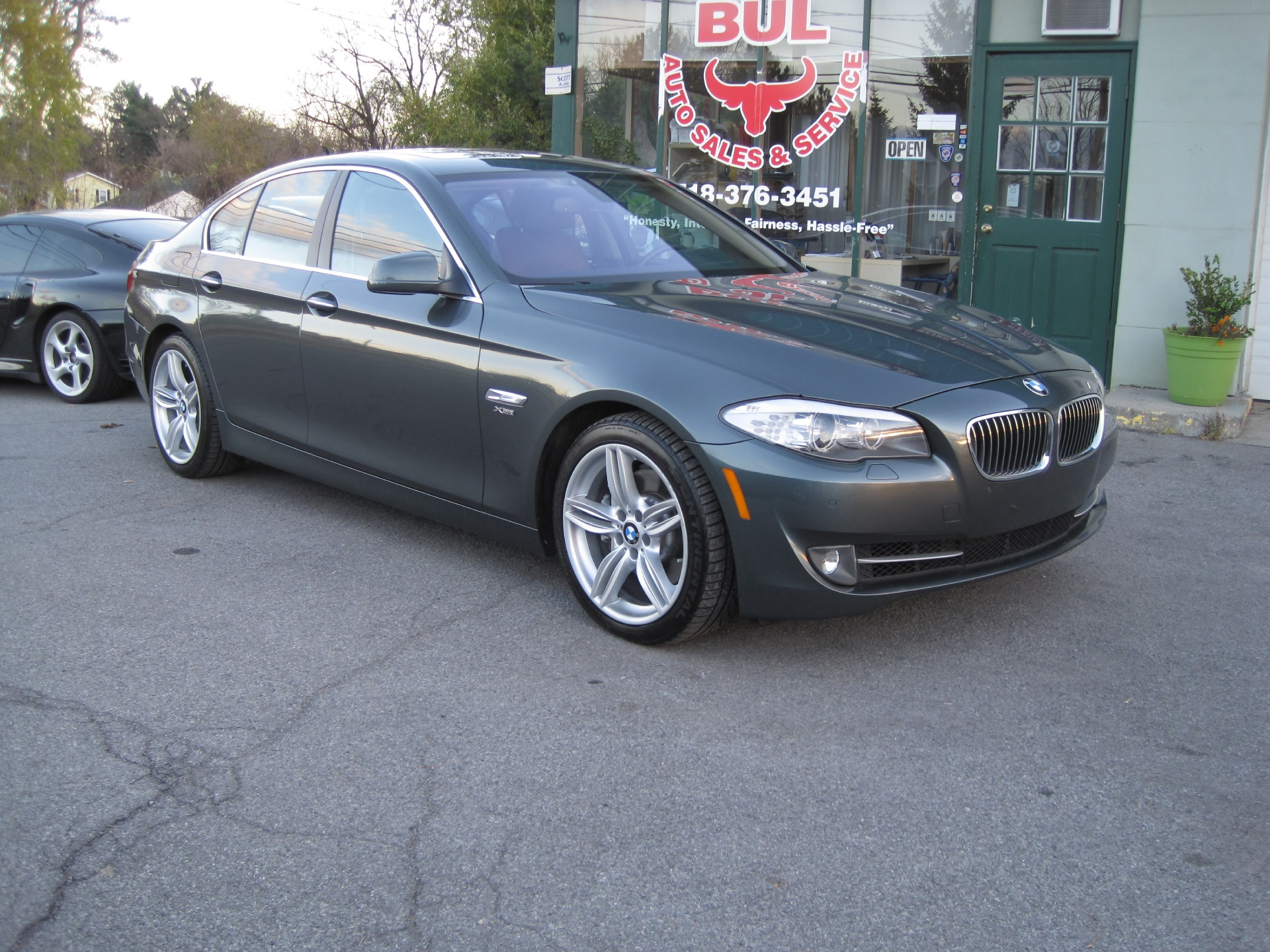 2011 bmw 5 series 535i xdrive super loaded with options prem2 cold wthr conv active vent seat. Black Bedroom Furniture Sets. Home Design Ideas
