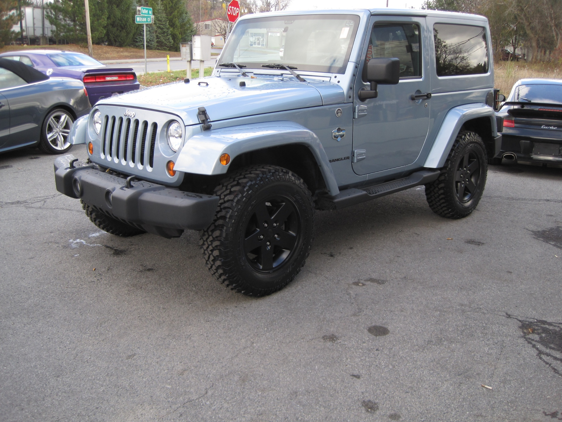 2012 jeep wrangler arctic edition for sale
