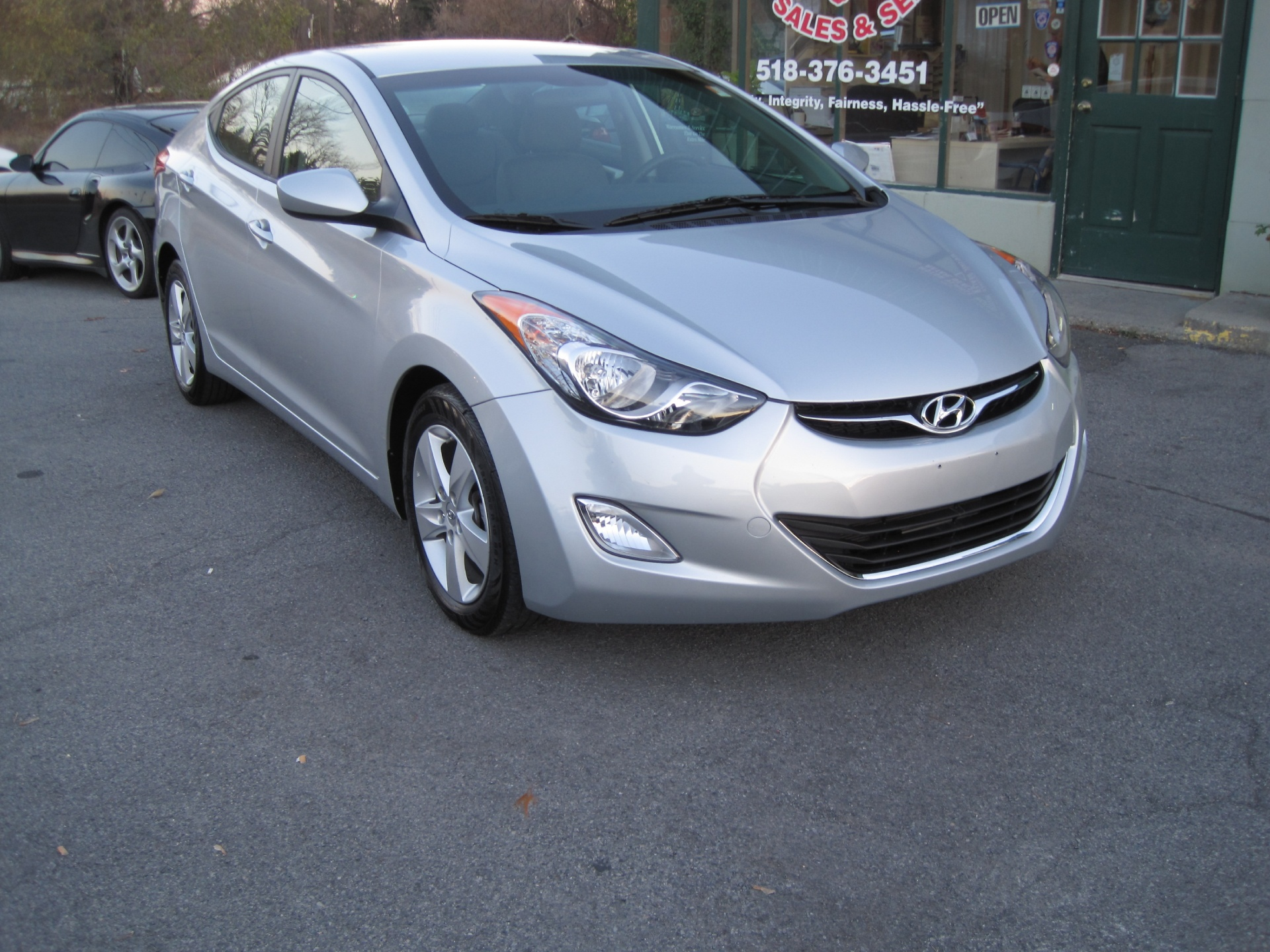 2013 hyundai elantra gls automatic 1 owner trade with us. Black Bedroom Furniture Sets. Home Design Ideas
