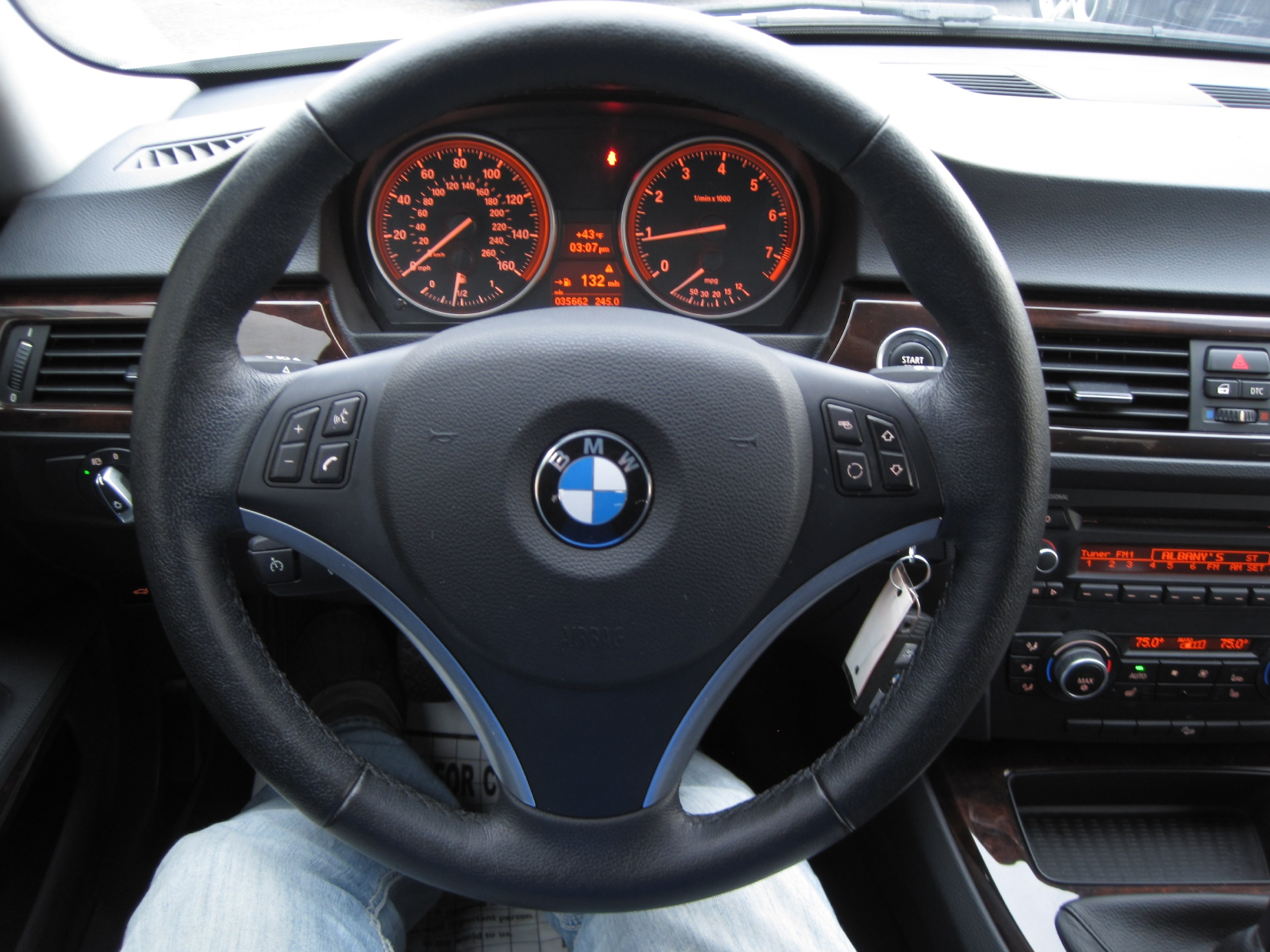 2011 Bmw 3 Series 328i Xdrive Awd 6 Speed Manual Sport Premium Pkgs