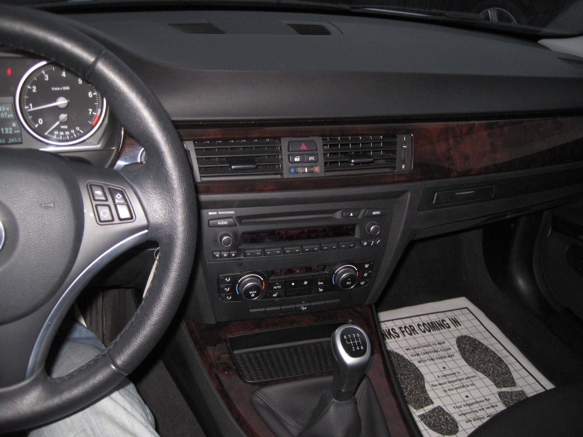 2011 bmw 328i xdrive manual