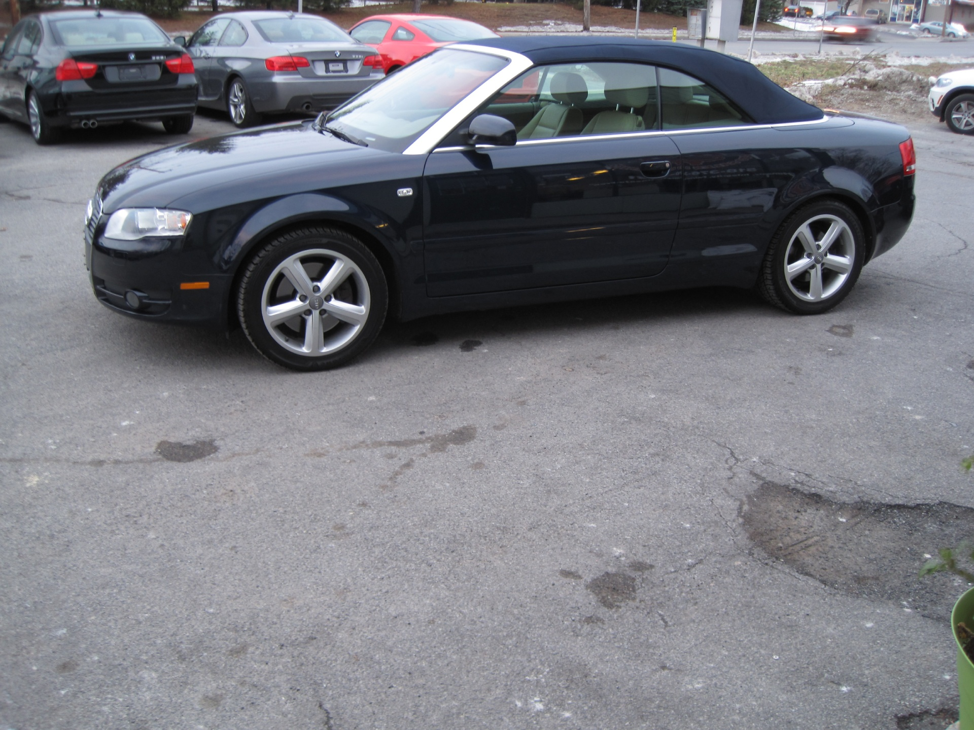 Used 2008 Audi A4 3.2 quattro AWD CONVERTIBLE VERY CLEAN,LOCAL NEW CAR TRADE | Albany, NY