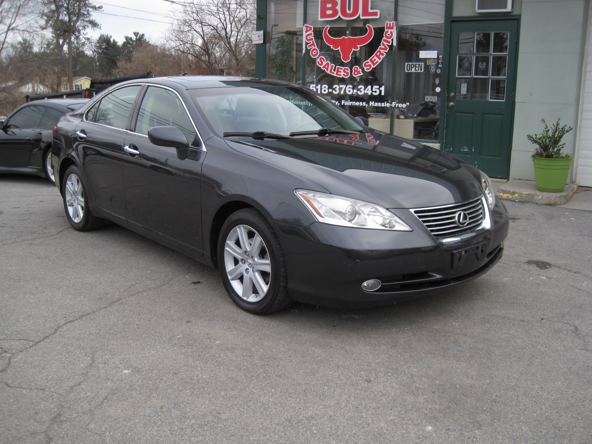 2008 lexus es 350 loaded navigation rearview back up. Black Bedroom Furniture Sets. Home Design Ideas