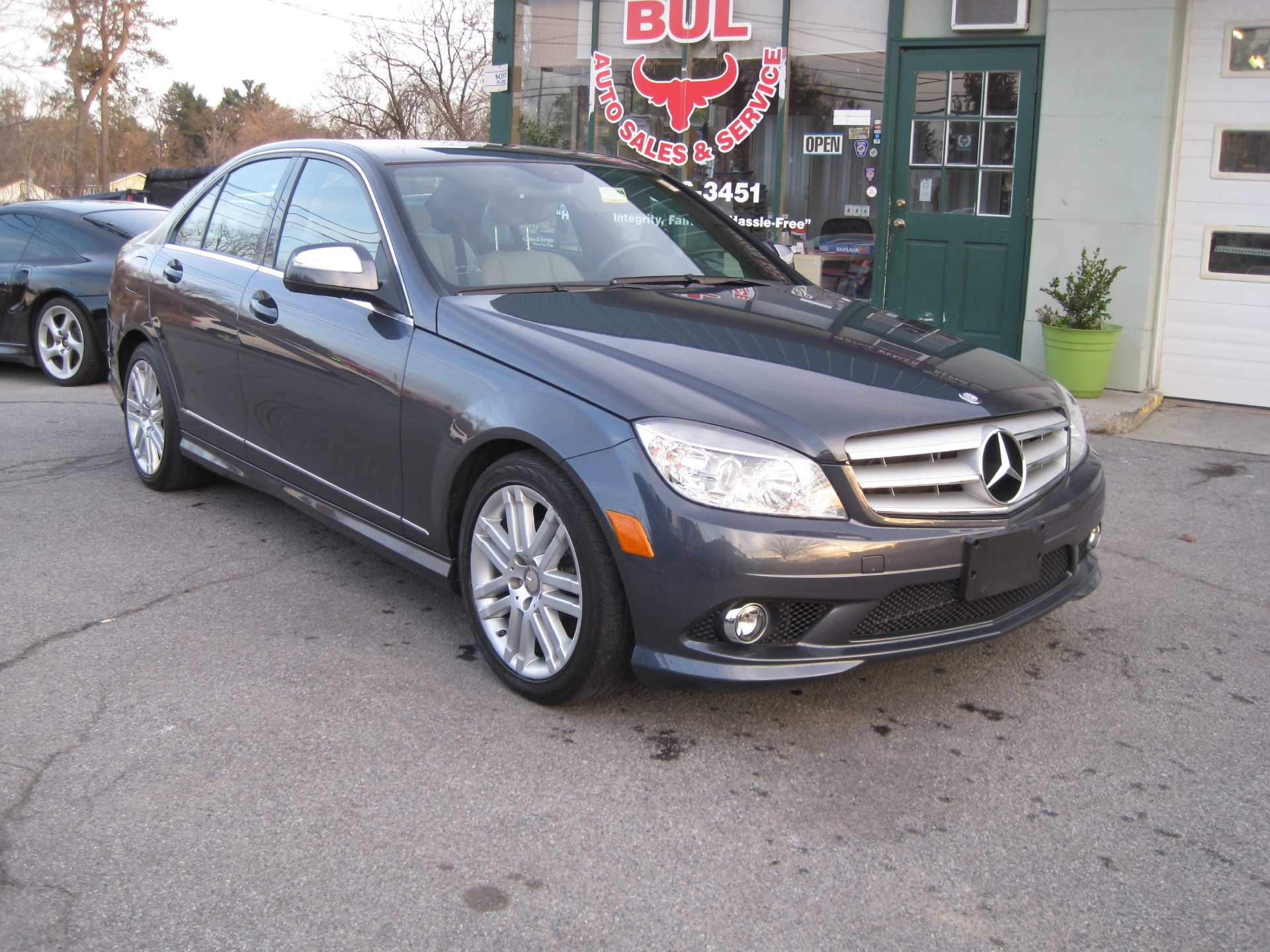 2009 mercedes benz c class c300 sport 4matic awd loaded navigation premium1 multimedia pkgs. Black Bedroom Furniture Sets. Home Design Ideas
