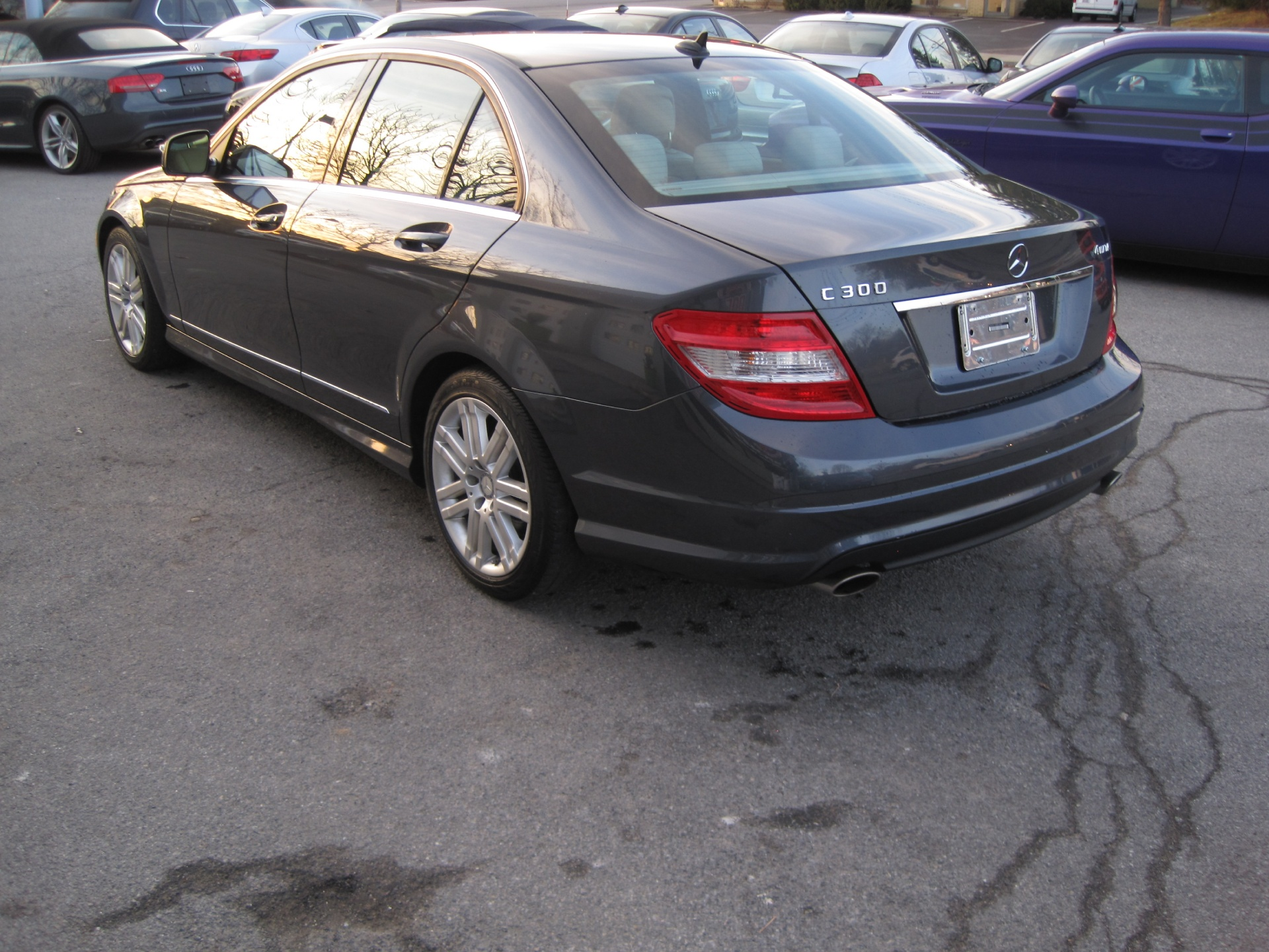 drive auto at cars used benz c all sport mall wheel navigation saugus mercedes