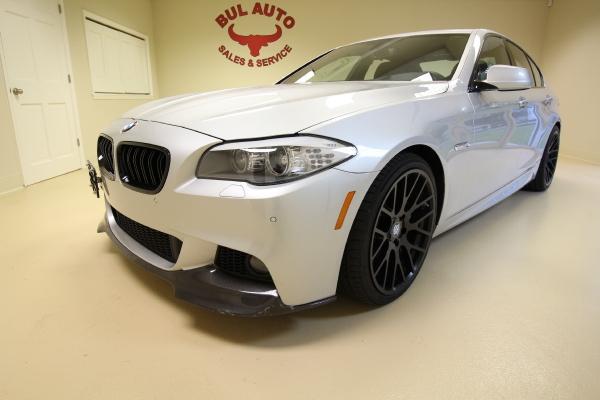 Used 2013 BMW 5-Series-Albany, NY