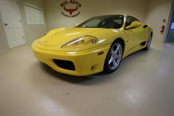 used 2001 Ferrari 360 Modena-Albany, NY