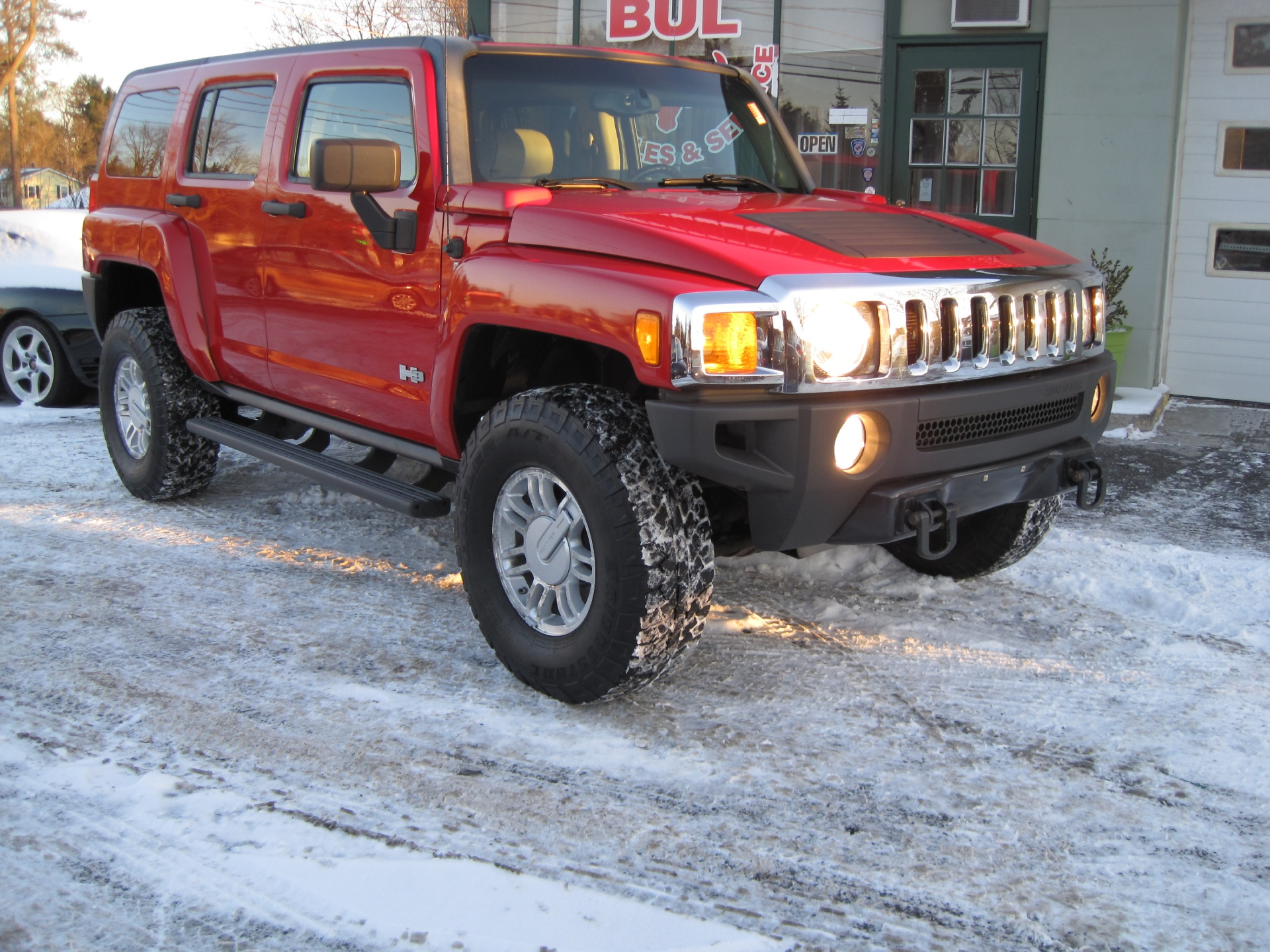 Used 2006 HUMMER H3 RARE 6 SPEED MANUAL,4WD,LEATHER,HEATED SEATS,