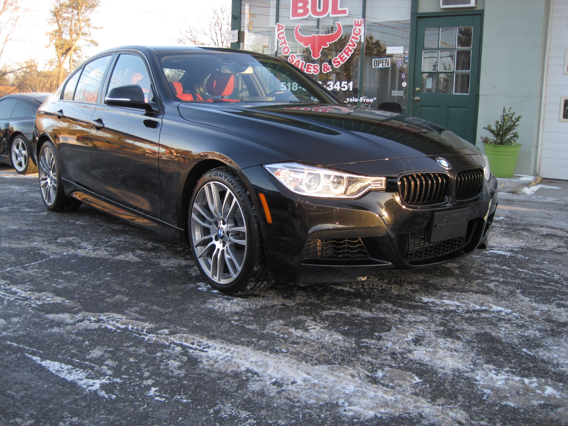 2013 Bmw 3 Series 335i Xdrive Awd 6 Speed Manual M Sport