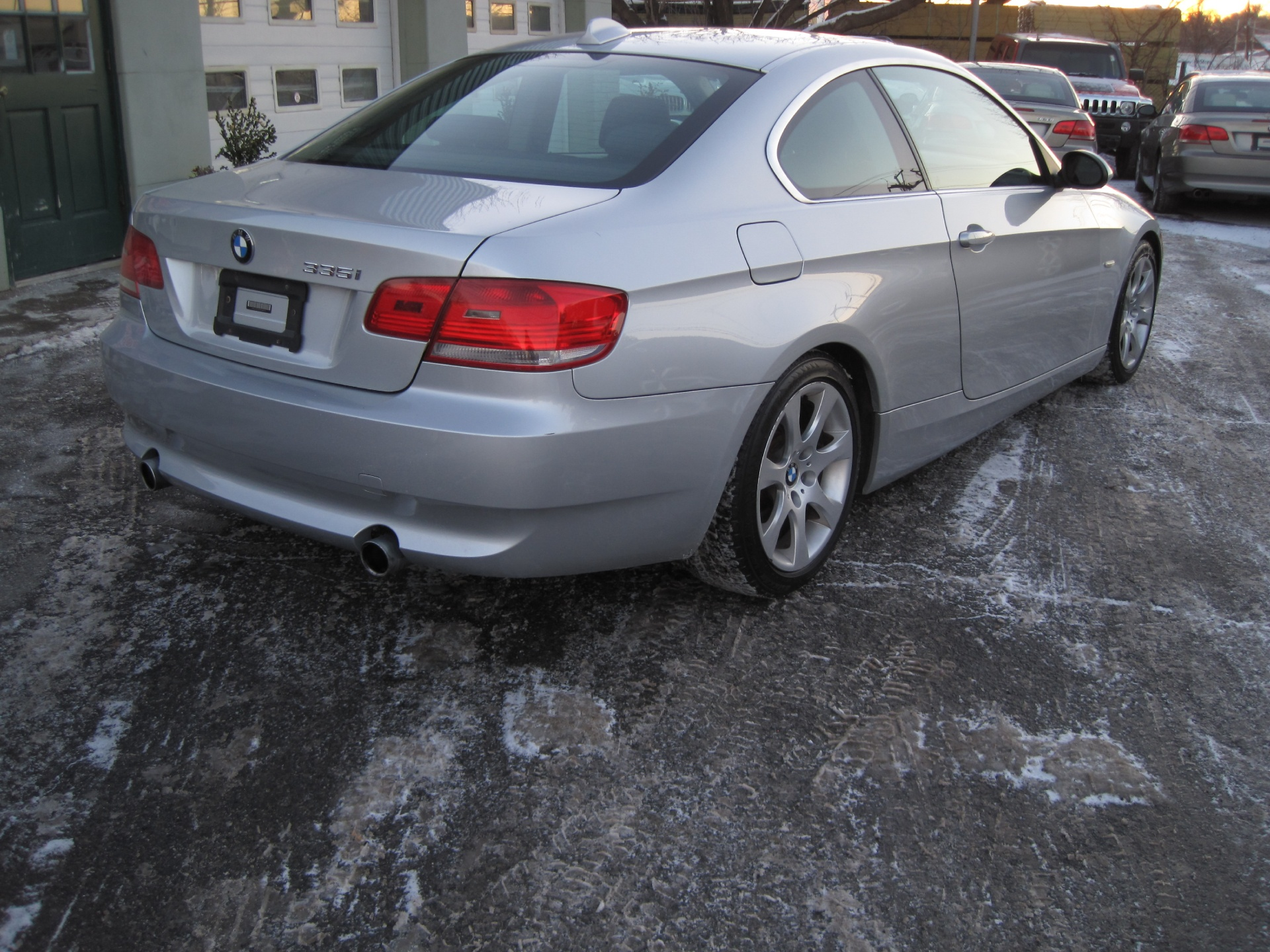 Used 2007 BMW 3 Series 335i COUPE RARE 6 SPEED MANUAL,PREMIUM+COLD WEATHER PKGS | Albany, NY