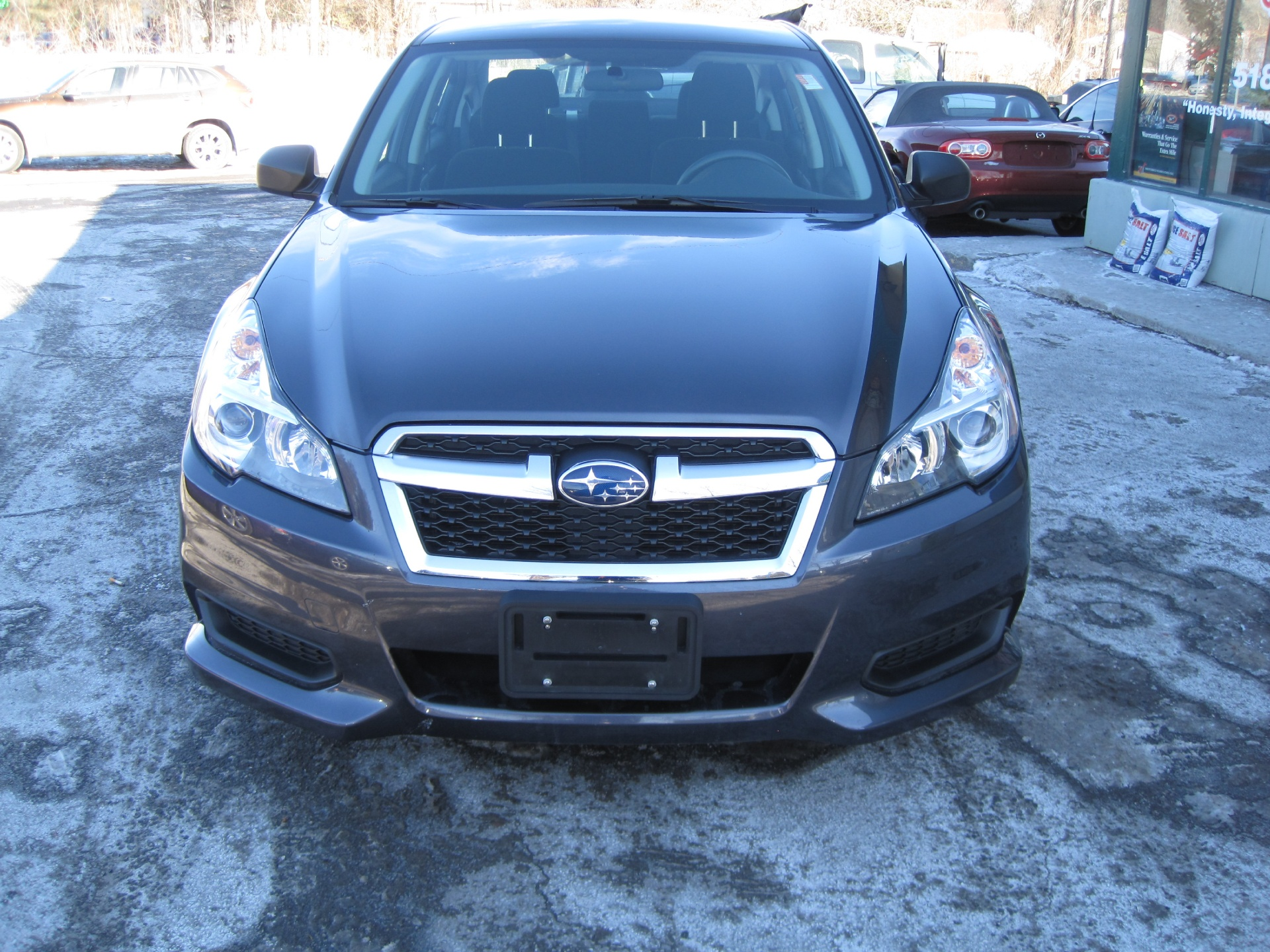 2013 subaru legacy automatic 1 owner very clean stock. Black Bedroom Furniture Sets. Home Design Ideas
