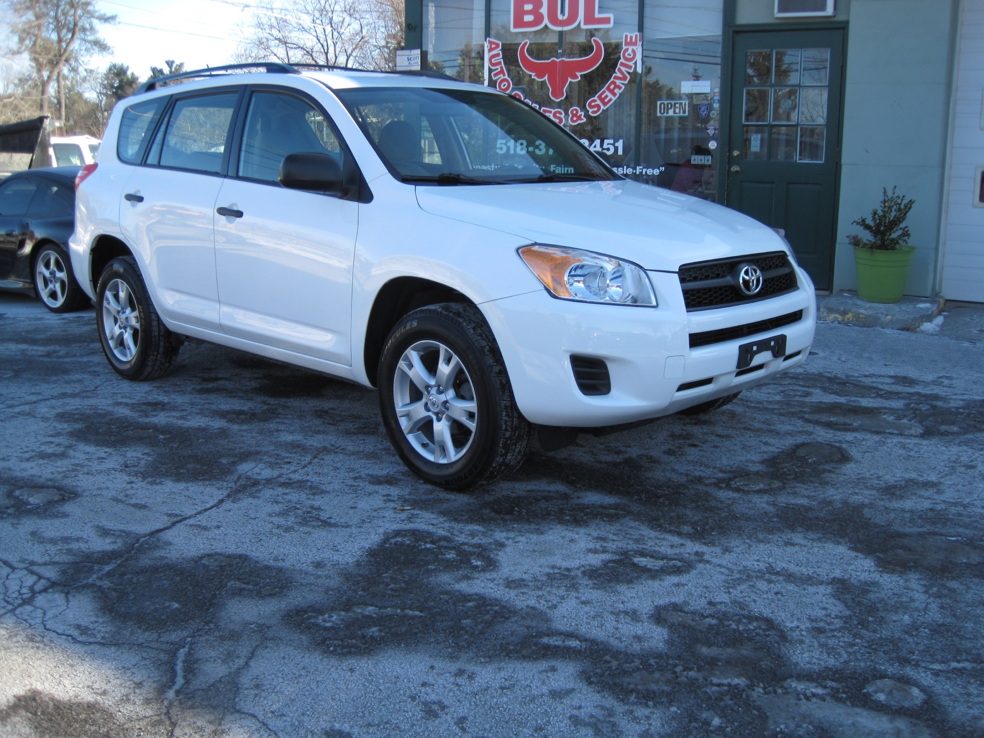 2009 Toyota Rav4 4wd Local New Car Trade 2 Owner Stock 15014 For
