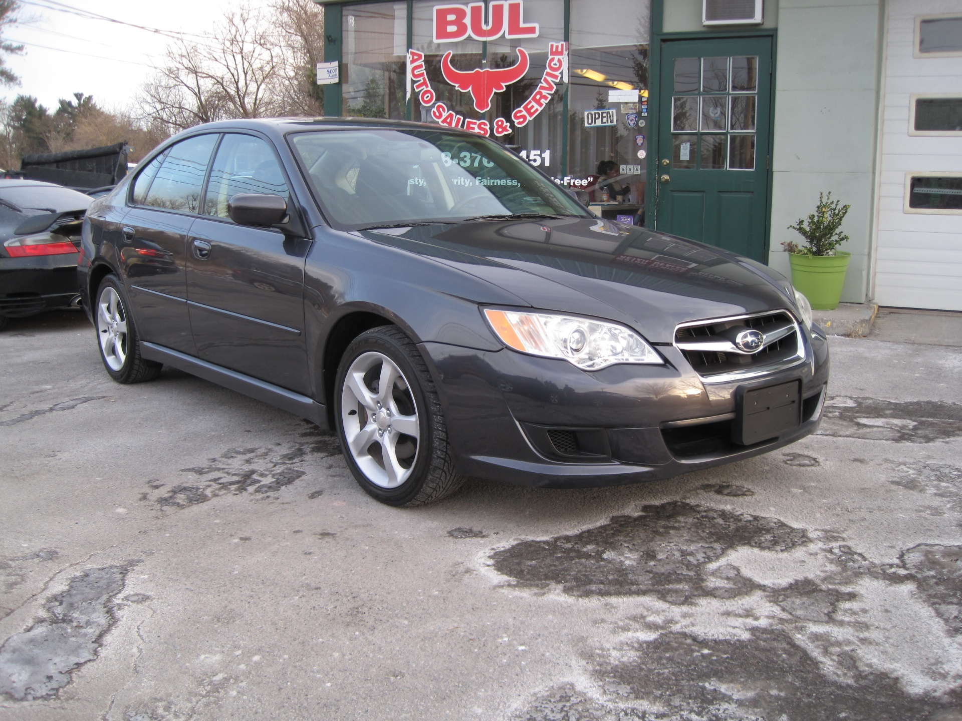2009 subaru legacy special edition sunroof power driver 39 s seat very clean stock 14186 for. Black Bedroom Furniture Sets. Home Design Ideas