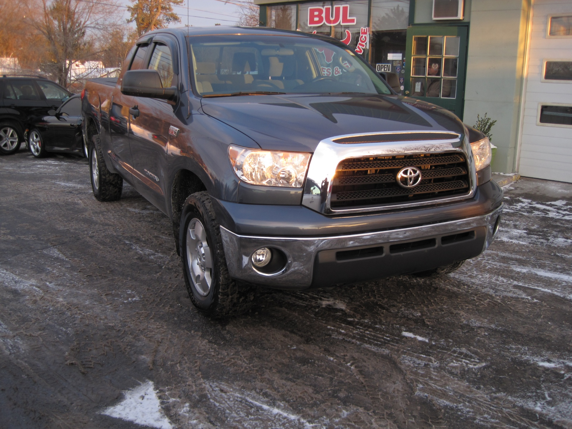 2008 toyota tundra sr5 trd off road double cab 4x4 stock. Black Bedroom Furniture Sets. Home Design Ideas