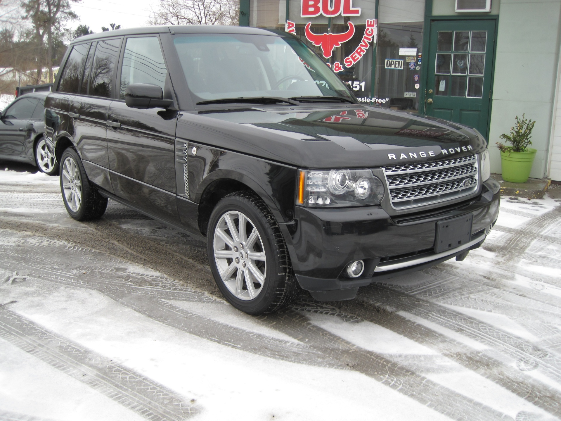 Owner Land Rover