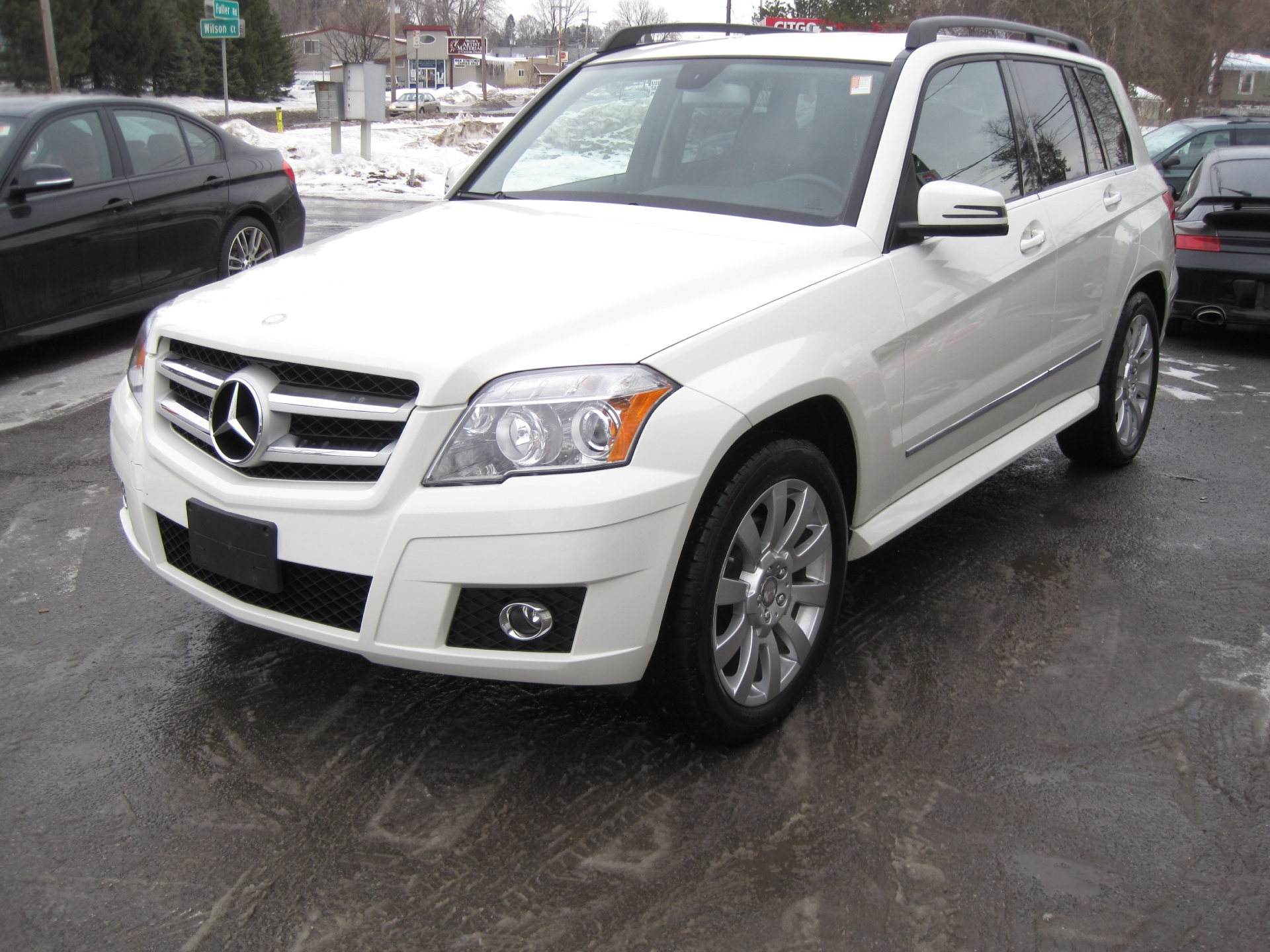 2010 mercedes benz glk class glk350 4matic stock 15032 for Mercedes benz albany ny