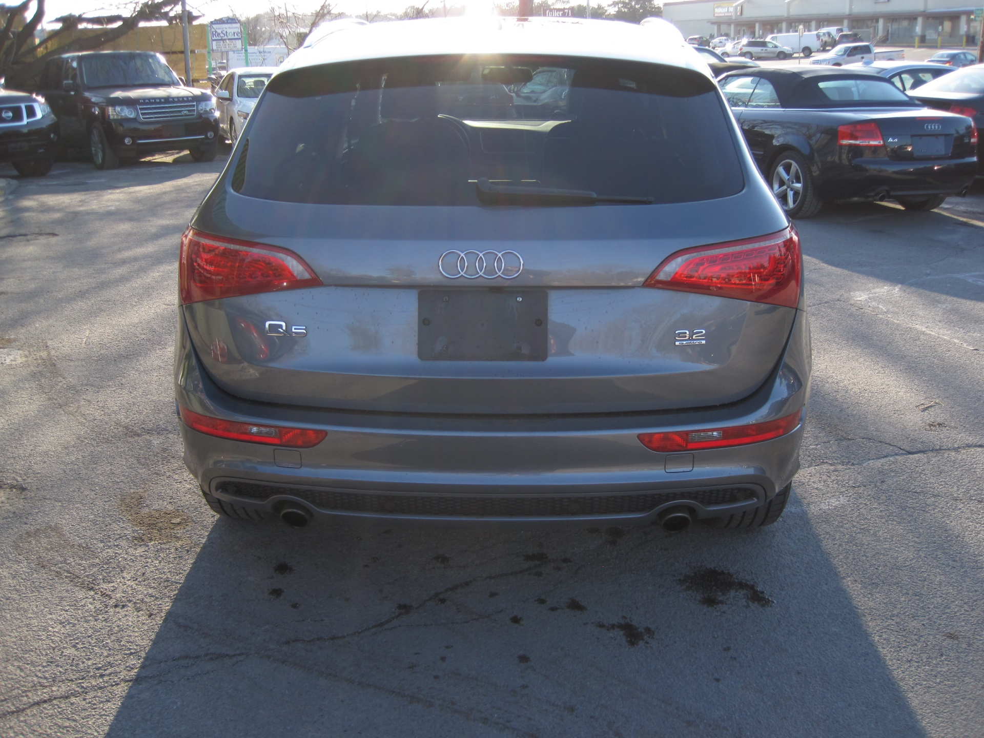 2012 audi q5 3 2 quattro premium plus mmi navigation plus package stock 15039 for sale near. Black Bedroom Furniture Sets. Home Design Ideas