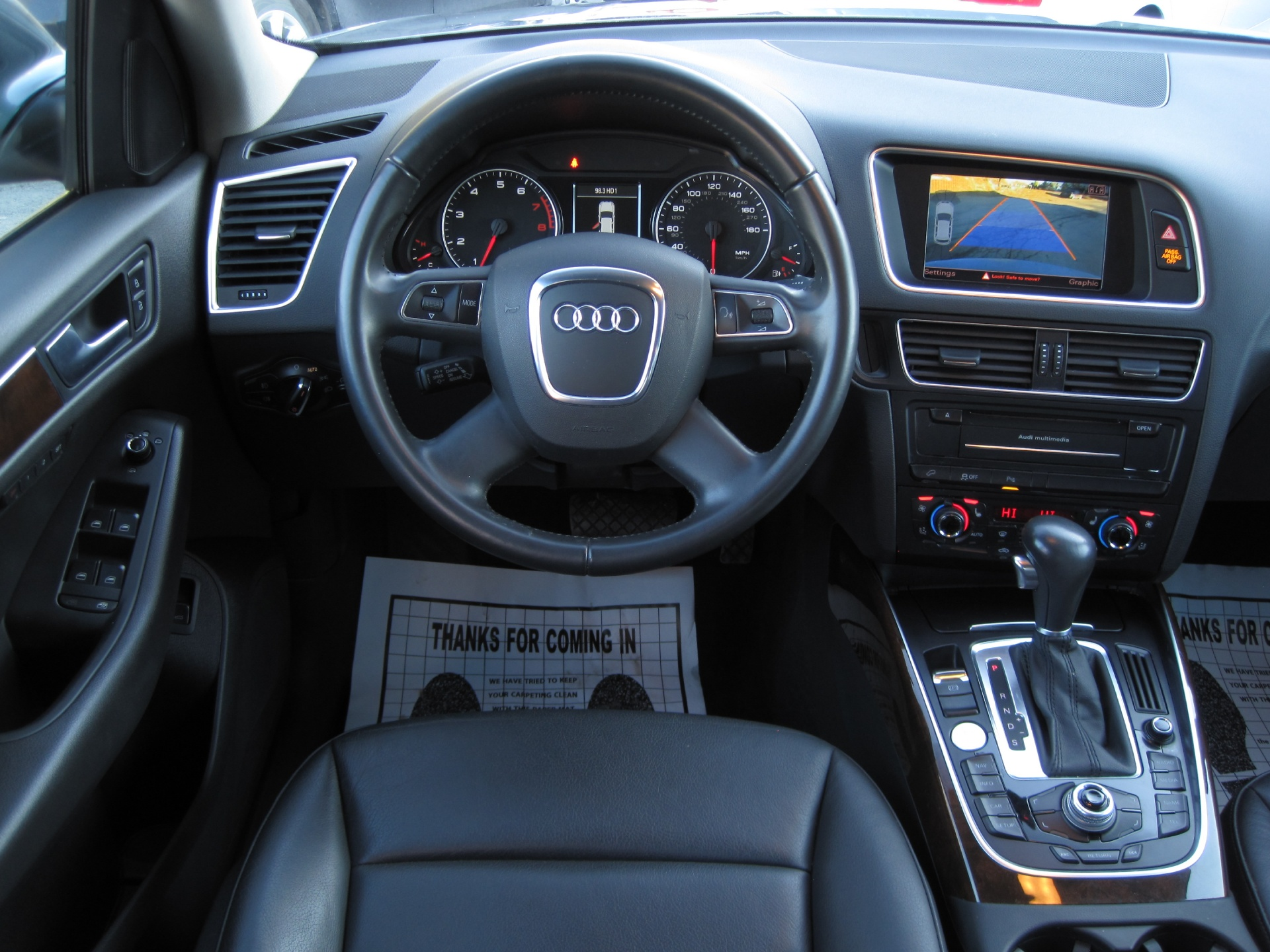 2012 audi q5 3 2 quattro premium plus mmi navigation plus. Black Bedroom Furniture Sets. Home Design Ideas