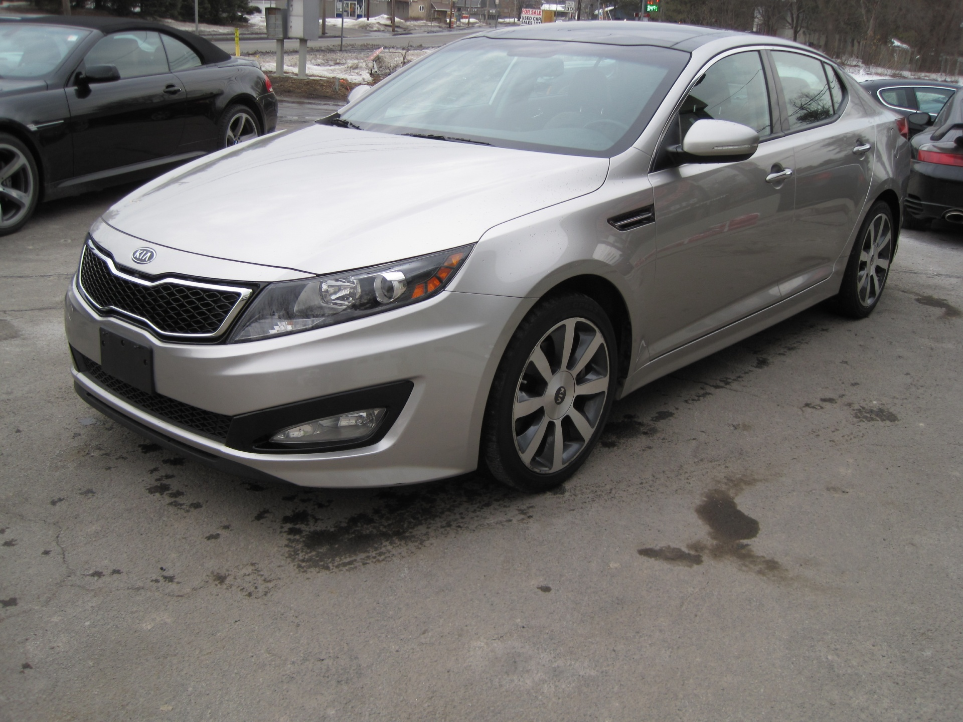 2011 Kia Optima SX Turbo 1 OWNER PANORAMIC ROOF HEATD AND COOLED
