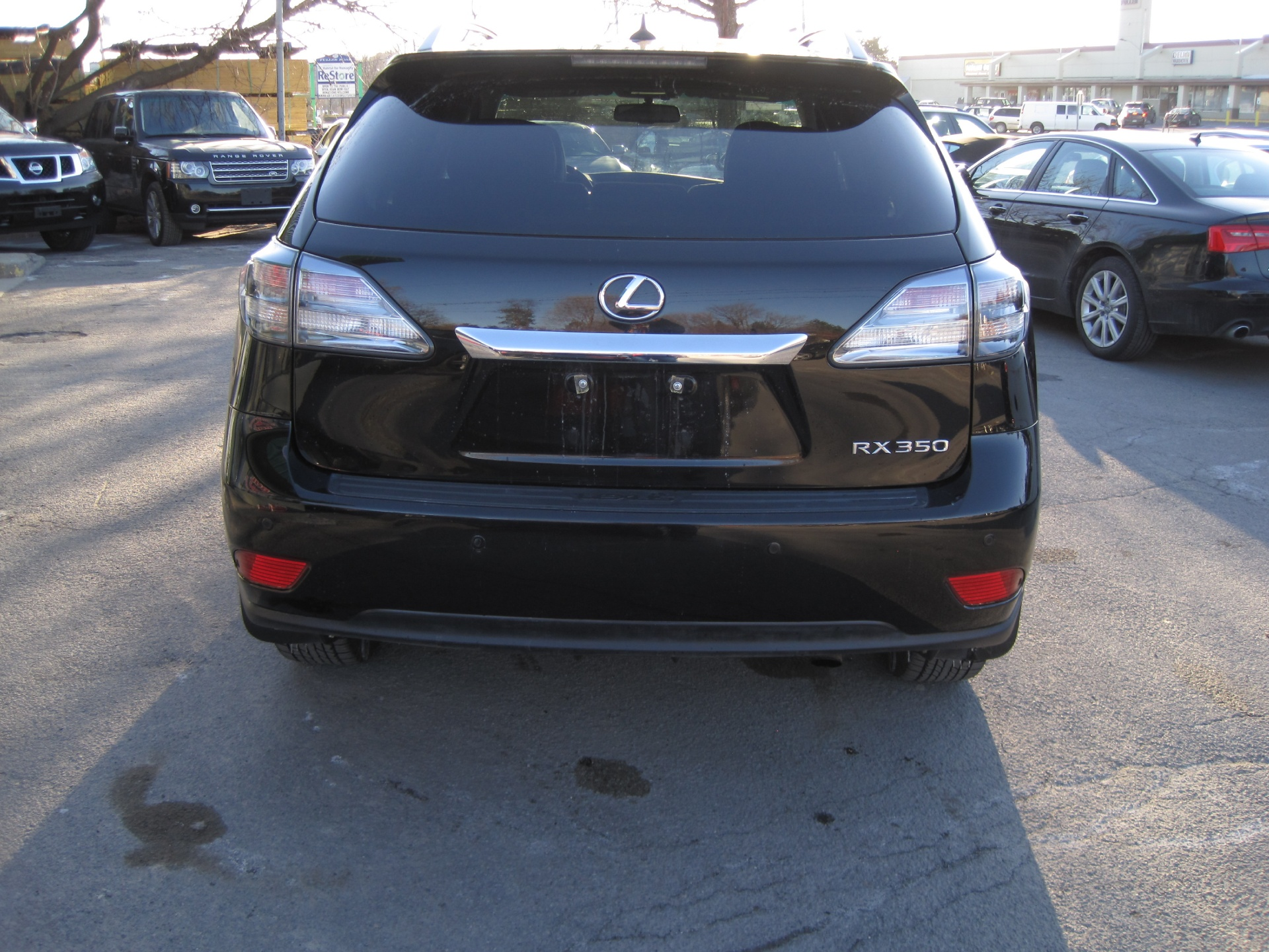 lexus photos and information rx zombiedrive